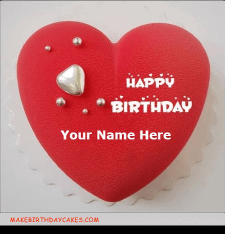 Cake For Girlfriend Birthday