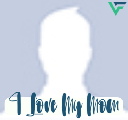 Mothers Day I love Mom Picture