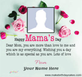 Mother's Day Special Picture Wish