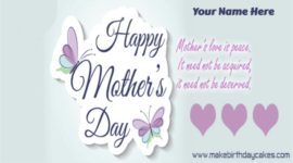 Mothers Day Timeline Cover