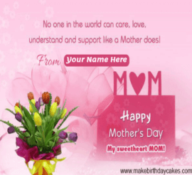 Flower wall cover Mother Day Special
