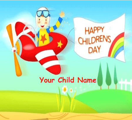 Children Day Greeting For Son