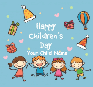 Happy children Day for Chinese