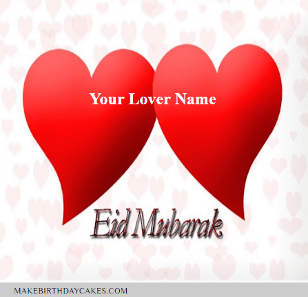 Eid Mubarak To Your Love One