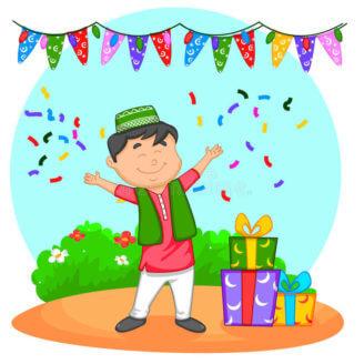 Happy Eid Mubarak Wish (Special Wish)