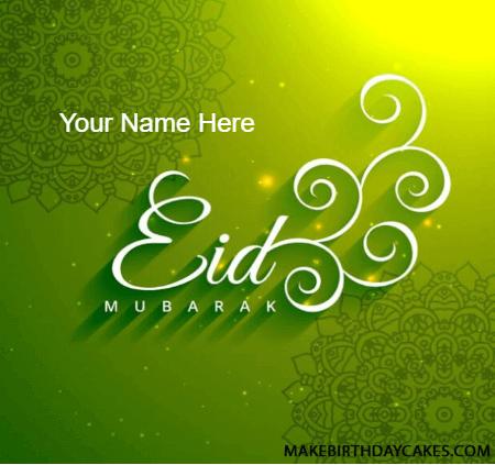 Advance Eid Mubarak Card For Friends