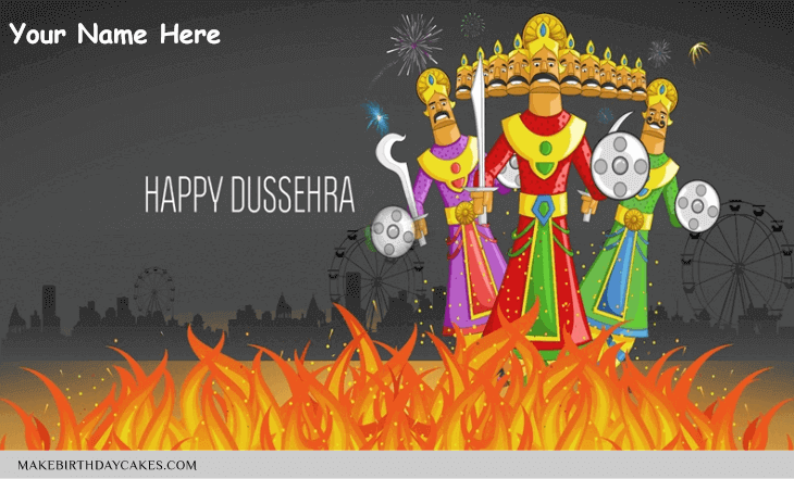 Happy Dussehra 2018