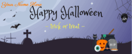 Halloween Facebook Covers For Timeline