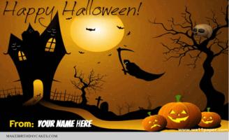 Happy Halloween Wish For Family