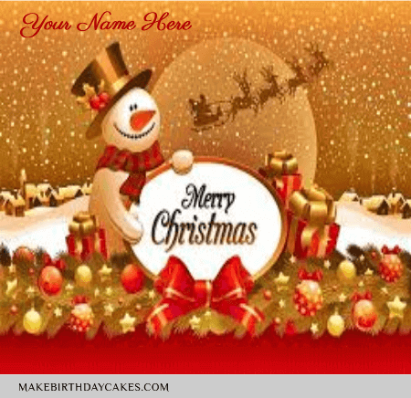 Merry Christmas wish for friends