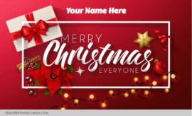 Merry Christmas New Wish 2018