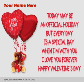 Valentine's Day Wishes 2019