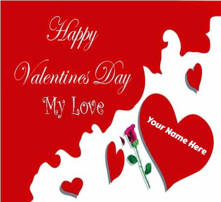 Valentines Day Wish for Girlfriend