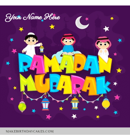 Cute Happy Ramadan Wishes