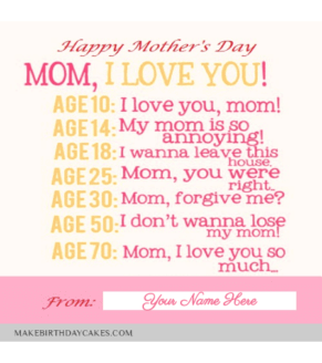 Happy Mothers Day Wish 2019