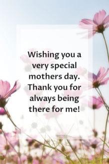 Beautiful Mothers Day Wish