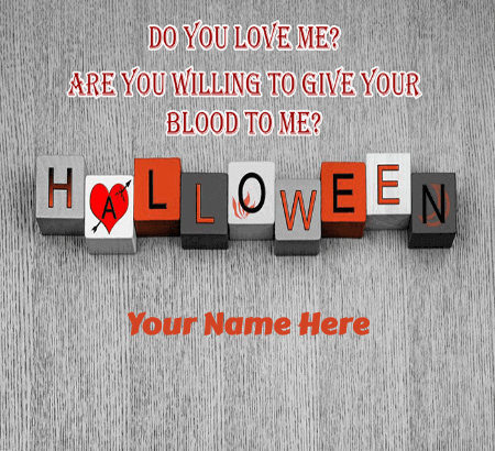 Halloween Morning Message for Lover