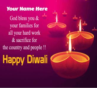 Happy Diwali Greetings for Company
