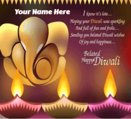 Happy Diwali Quotes Image