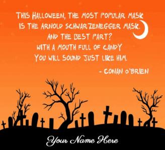 Happy Halloween Quote Wishes