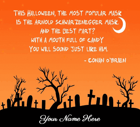 Happy Halloween Quote Wishes