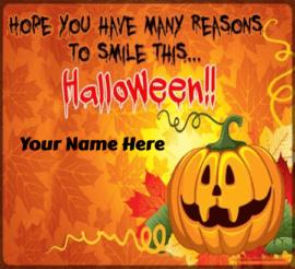 Happy Halloween Wish Messages