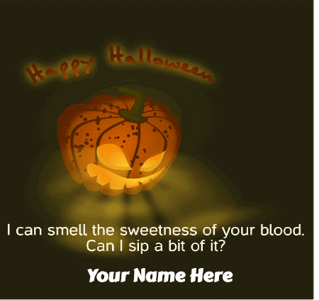 Lovely Halloween Wishes for Girlfriend