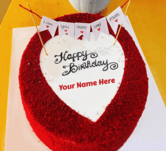Birthday Cake Quotes For Lover