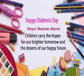 Childrens Day Quotes From Father