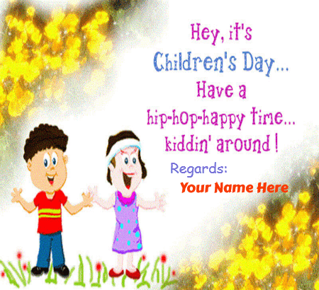 Childrens Day Quotes From Teachers