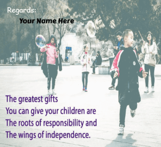 children s day quotes from teachers write your on wishes