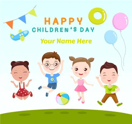 Childrens Day Wishes Image