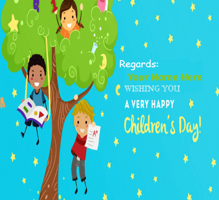 Happy Childrens Day From Adults