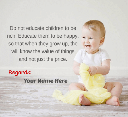 Happy Childrens Day Quotes For Students