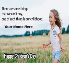 Happy Childrens Day Quotes From Sister