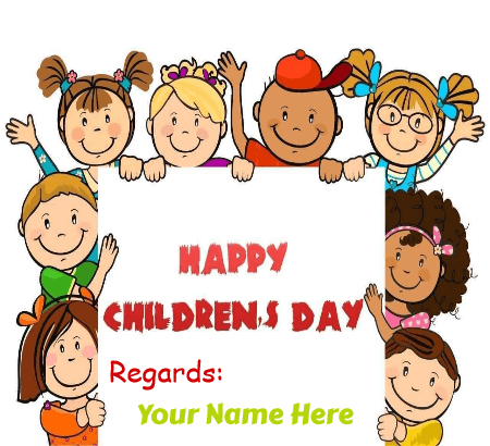 happy children s day quotes from teachers write your on wish