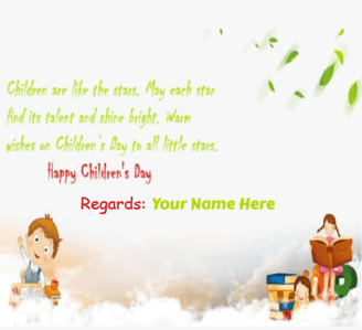 happy childrens day quotes from teachers write your on wish