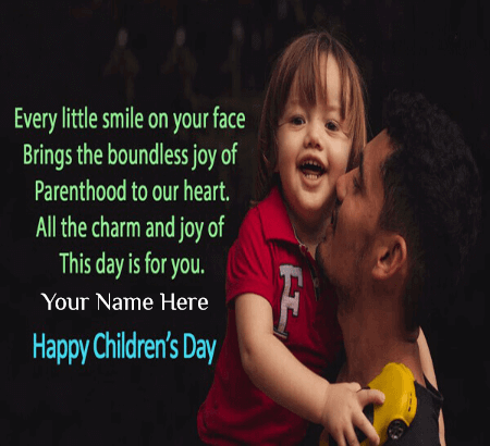 Happy Childrens Day Quotes for Children