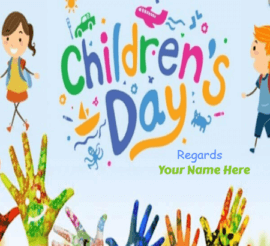 Happy Childrens Day Wish For Adults