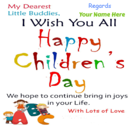 Happy Childrens Day Wishes For Adults