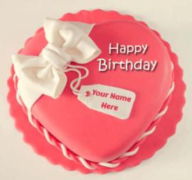 Lovely Birthday Cake For Girls