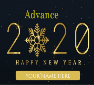 Advance Happy New Year Wishes 2020