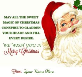 Beautiful Christmas Wishes Sayings