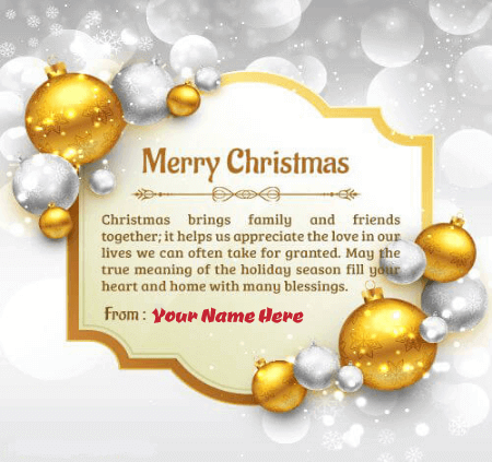 Christmas Greetings For Loved Ones