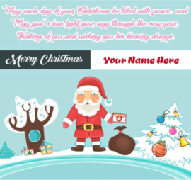 Christmas Whatsapp Wishes For Friends