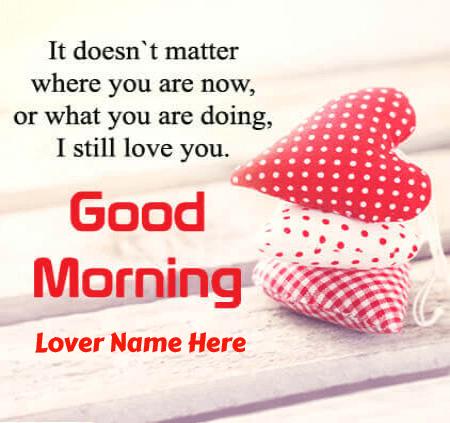 Good Morning For Ex Girlfriend