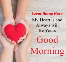 Good Morning Lovely Words For Her