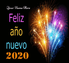 Happy New Year Wishes In Spanish