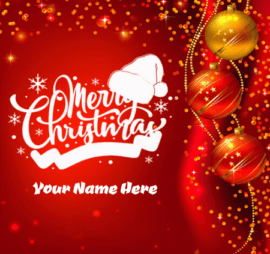 Lovely Merry Christmas Wishes