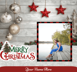 Merry Christmas Wishes With Picture